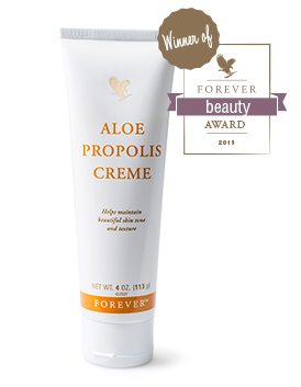 Aloe Propolis Creme is a softening, moisturizing miracle of skin conditioning ingredients.