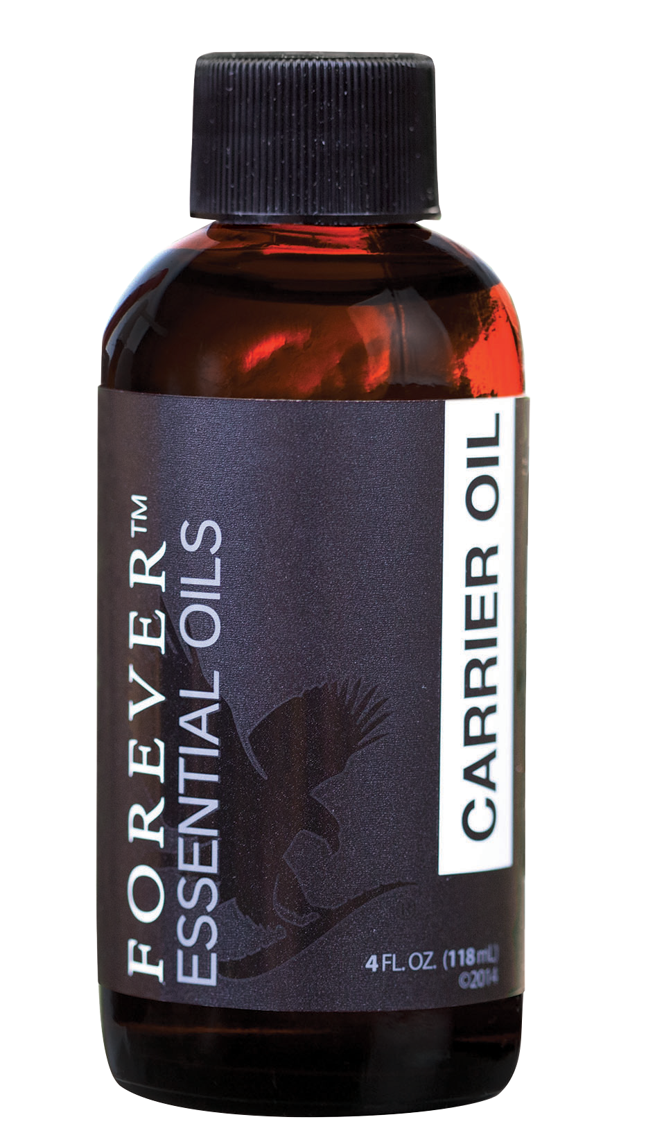 The carrier oil for your favourite aromas, Forever Essential Oils Carrier Oil, with Aloe vera, vitamins E, A and C and natural, fragrance-free oils.